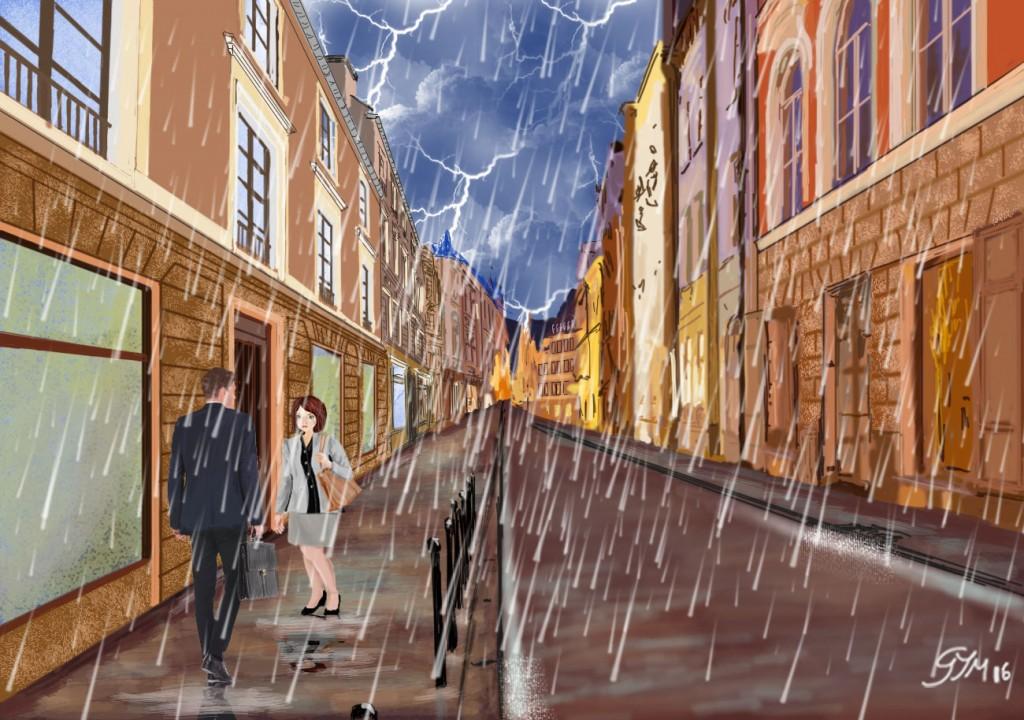 4-rain